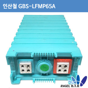 [중고] 인산철배터리  GBS-LFMP65Ah  3.2V65Ah X 4 LIFEPO4 Battery for Electric Car Li-Ion 충전지